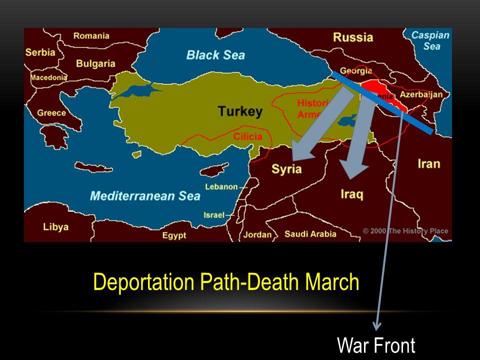 Deportation Path-Death March