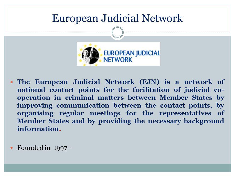 European Judicial Network