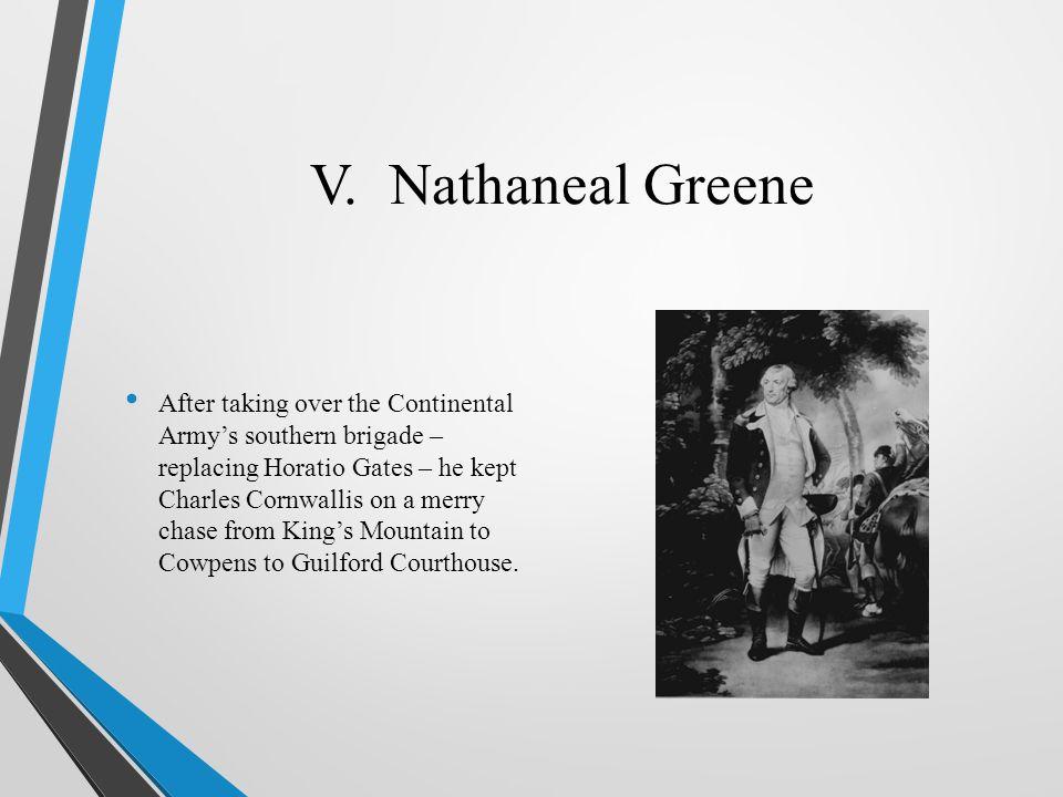 V. Nathaneal Greene