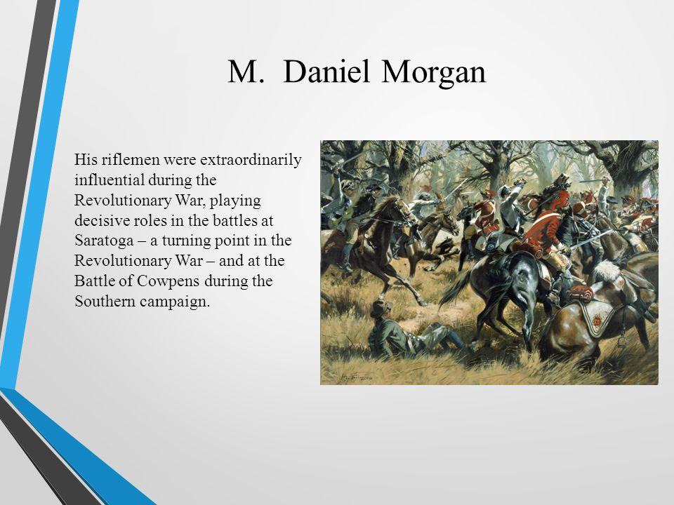 M. Daniel Morgan