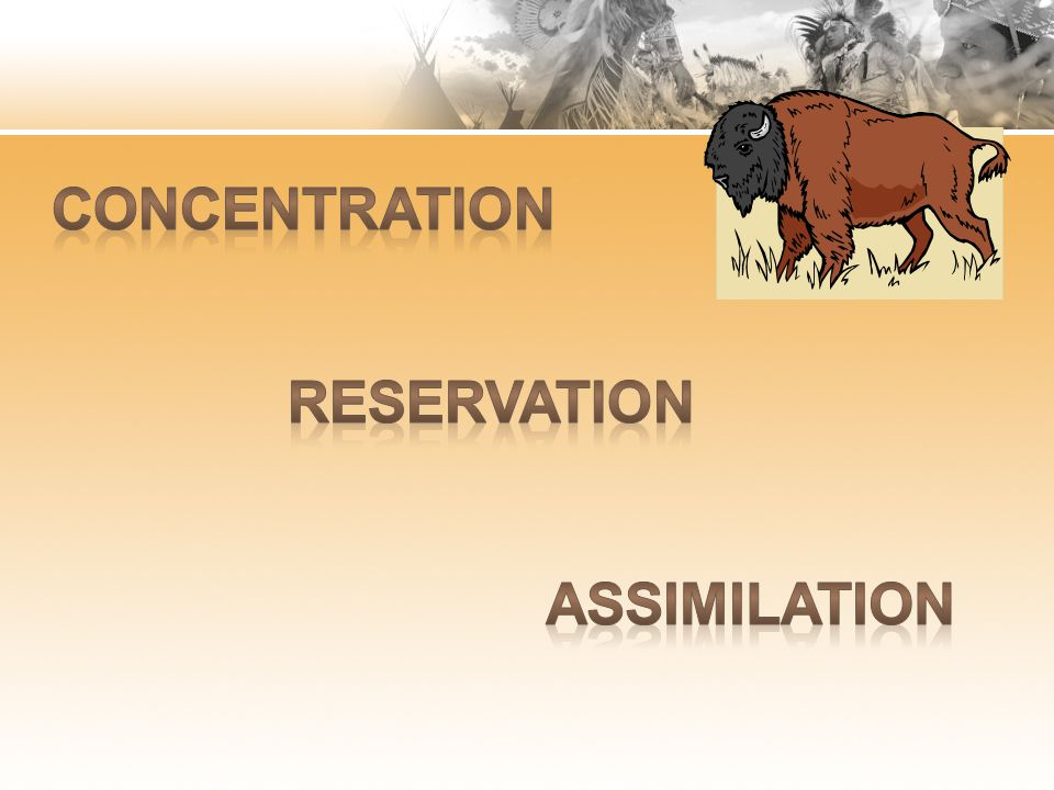 Concentration Reservation Assimilation