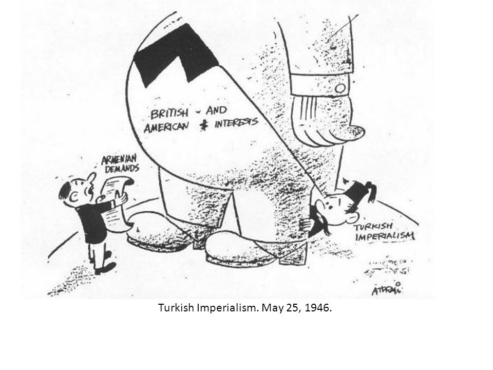 Turkish Imperialism. May 25, 1946.