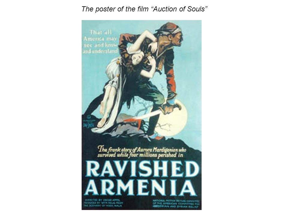 The poster of the film Auction of Souls