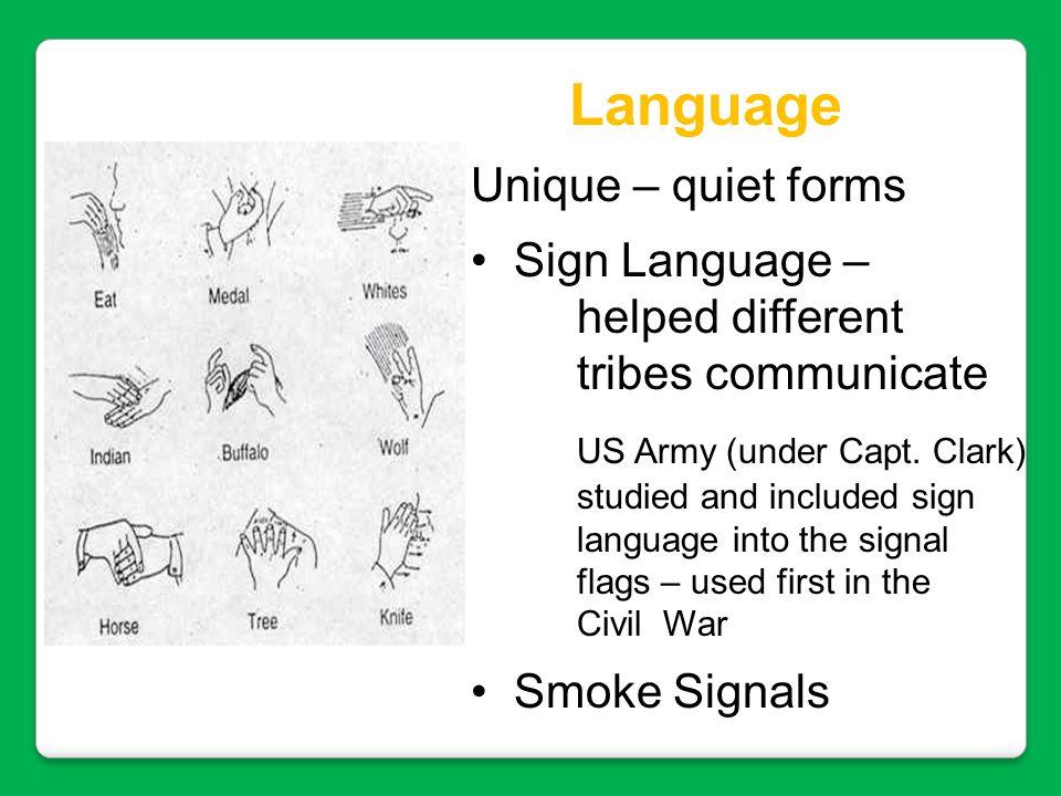 Language Unique – quiet forms