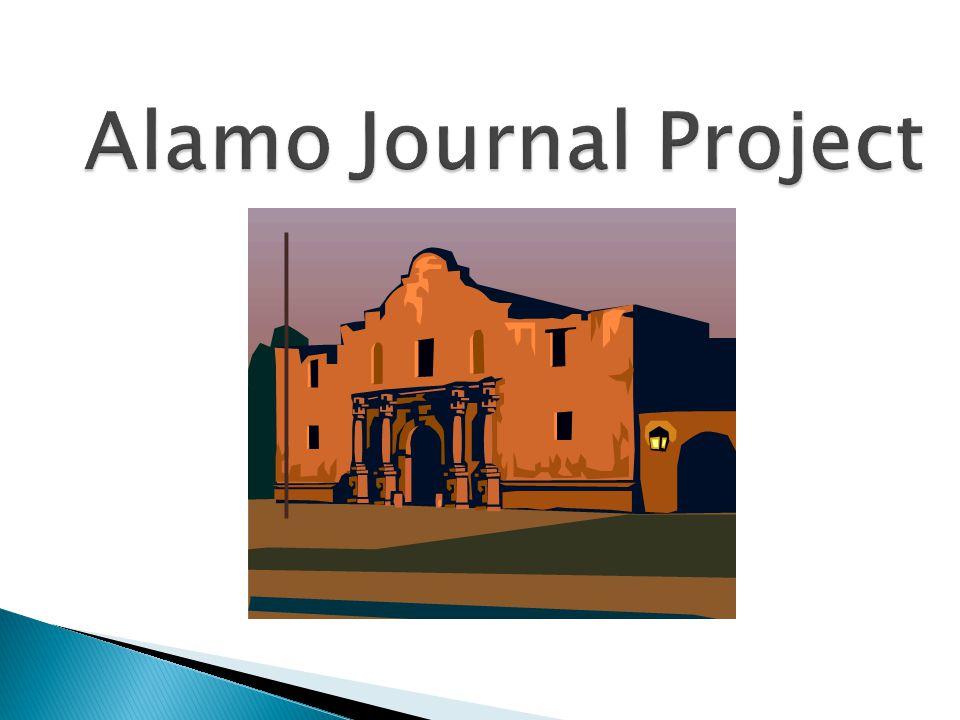 Alamo Journal Project