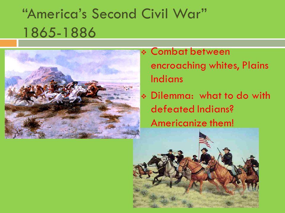 America's Second Civil War 1865-1886