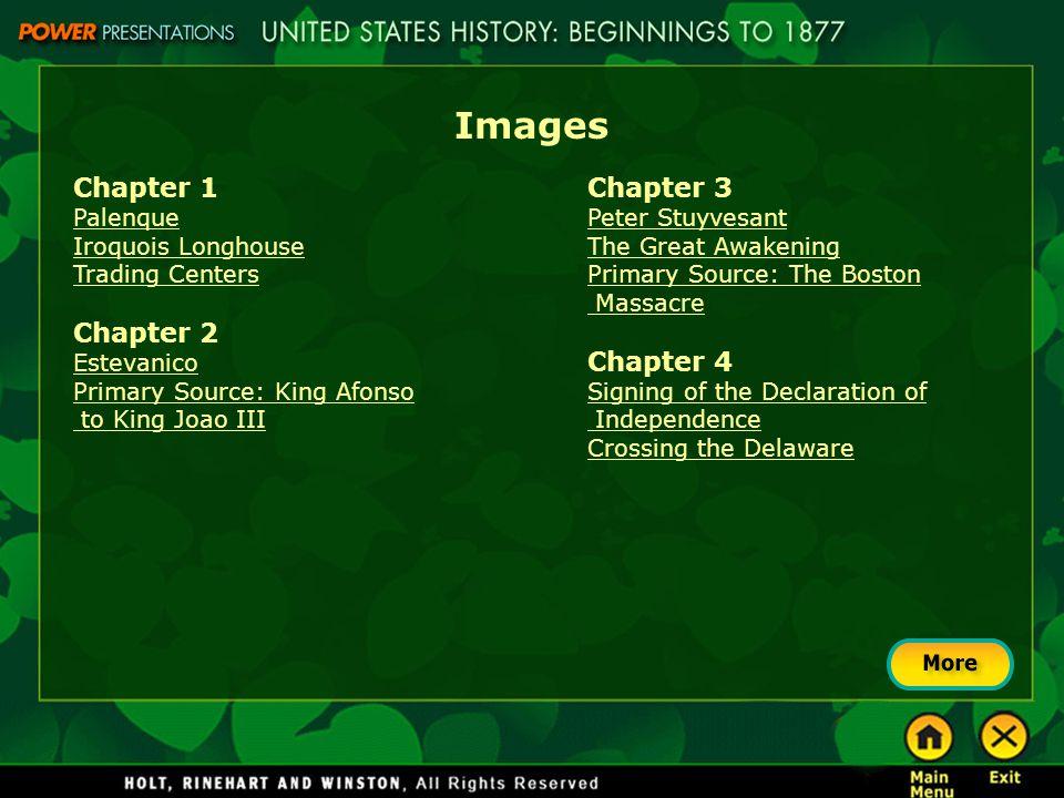 Images Chapter 1 Chapter 2 Chapter 3 Chapter 4 Palenque