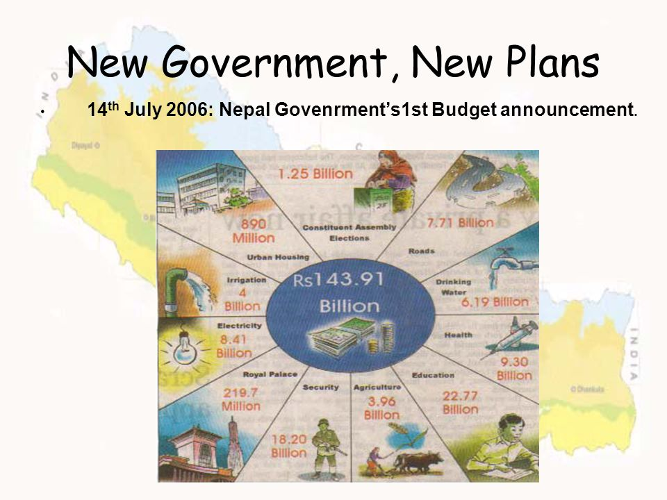 New Government, New Plans