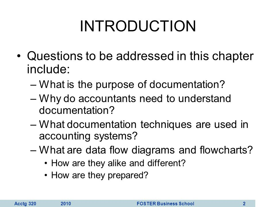 systems development and documentation techniques Chapter 3 systems development and documentation techniquesintroduction • questions to be addressed in this chapter include: – what is the p.
