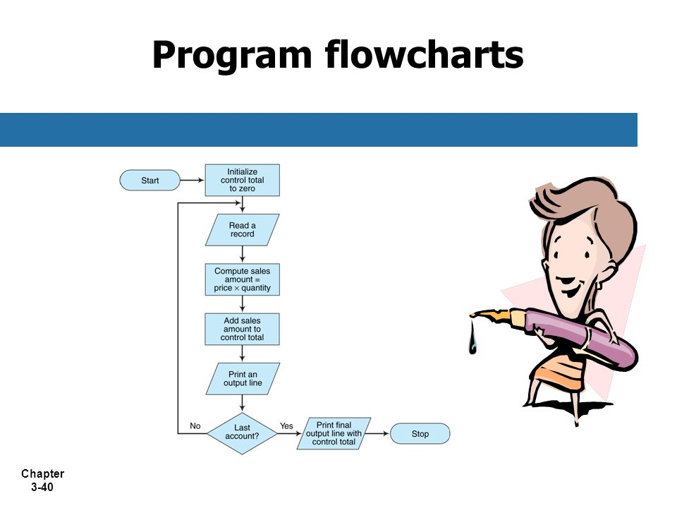 Program flowcharts 29