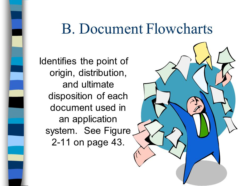 B. Document Flowcharts