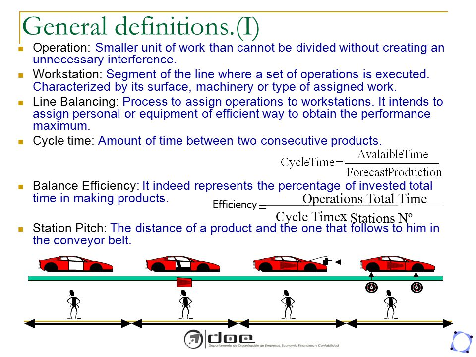 General definitions.(I)
