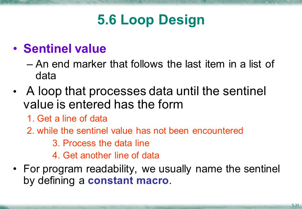 Problem-Solving Questions for Loop Design (pp. 239)