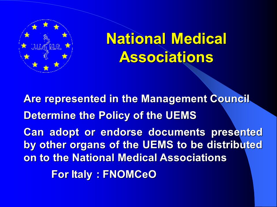 National Medical Associations