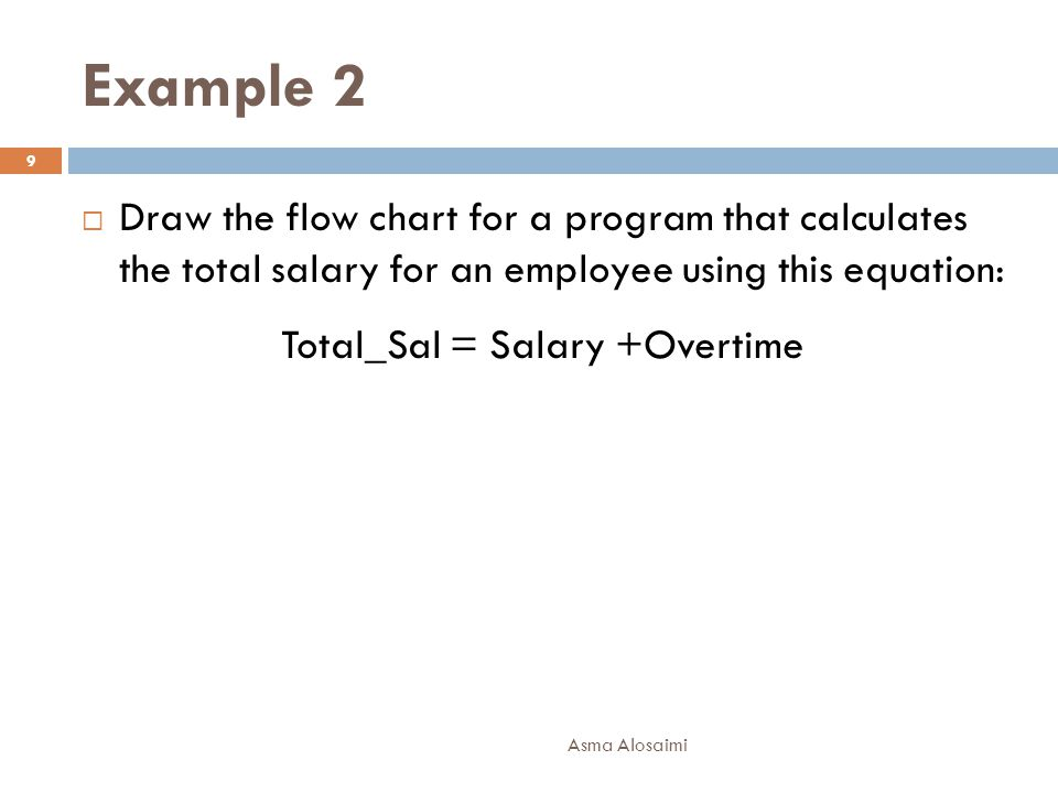 Total_Sal = Salary +Overtime