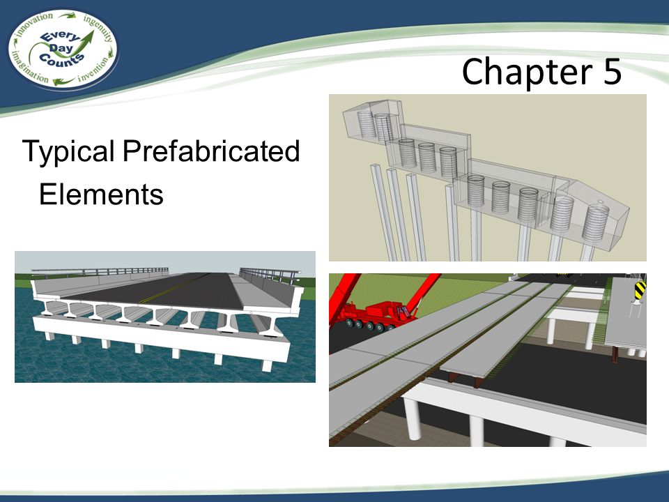 Chapter 5 Typical Prefabricated Elements