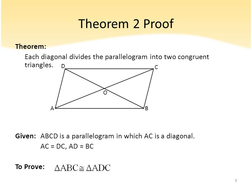 Theorem 2 Proof