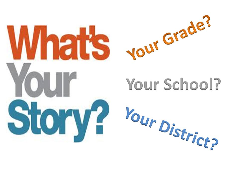 Your Grade Your School Your District