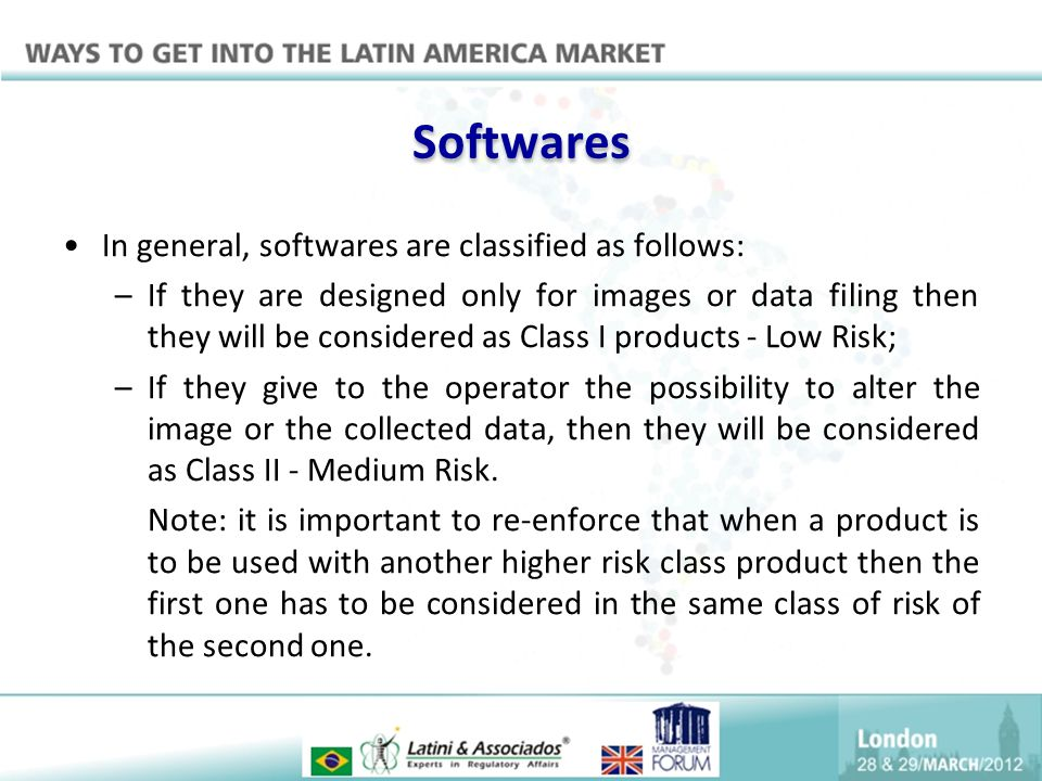 Softwares In general, softwares are classified as follows: