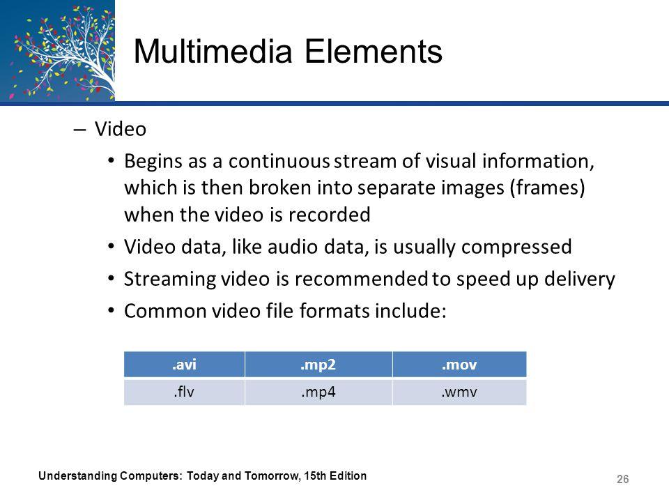 Multimedia Elements Video
