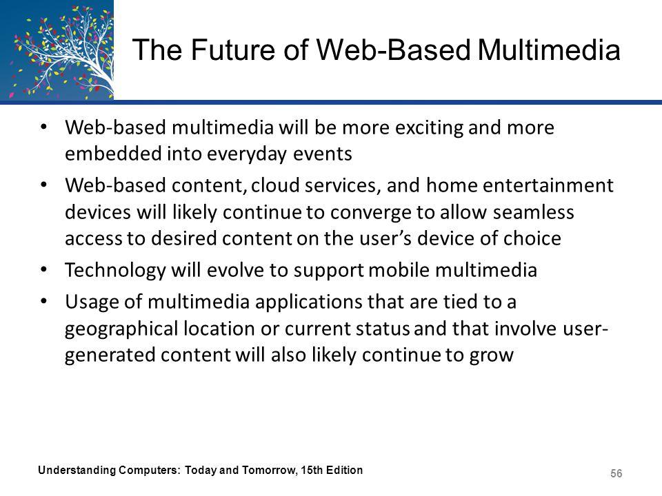 The Future of Web-Based Multimedia