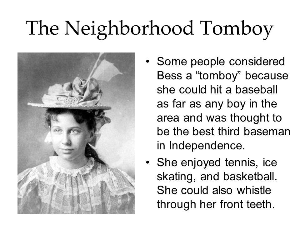 The Neighborhood Tomboy
