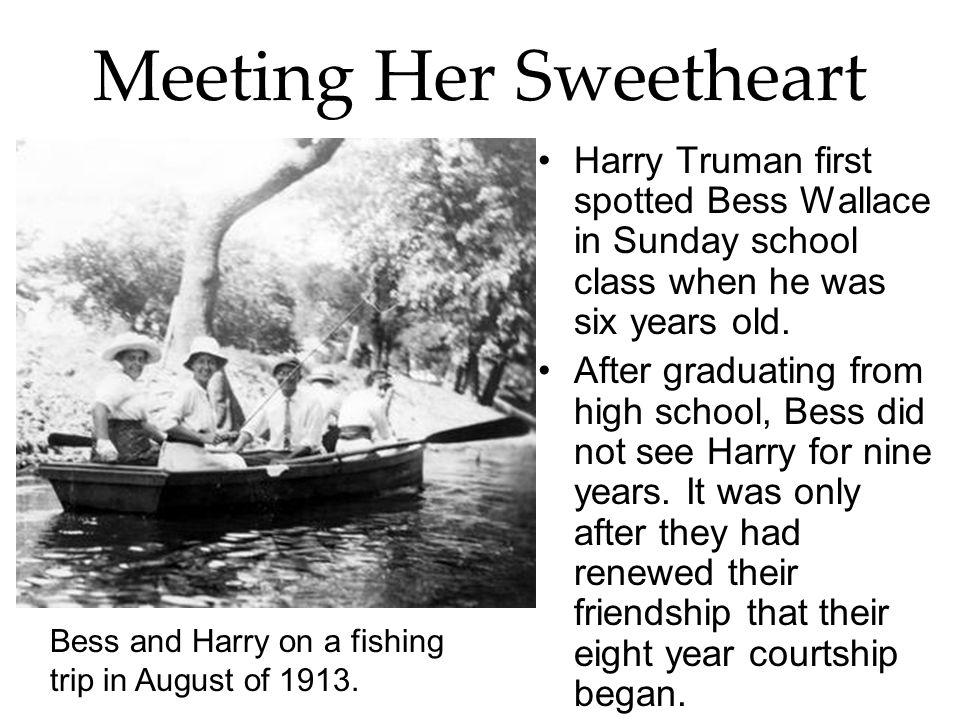 Meeting Her Sweetheart
