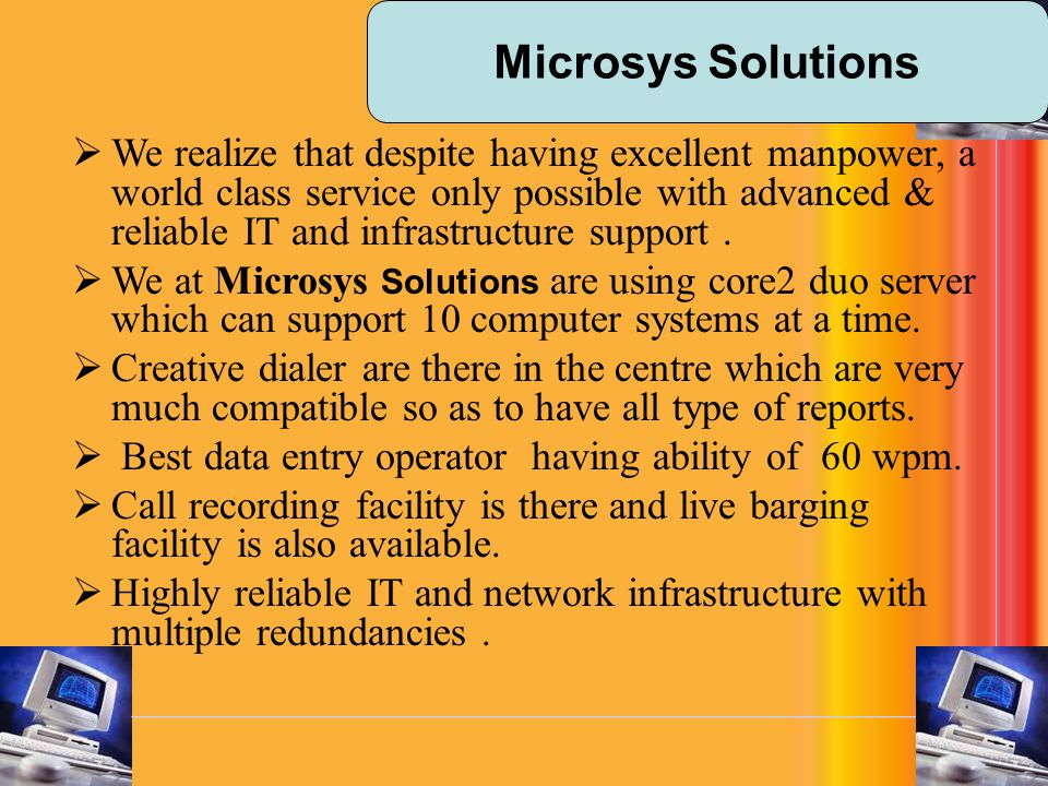 Microsys Solutions