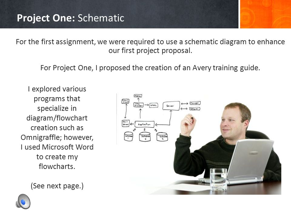 Project One: Schematic