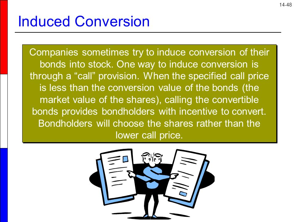 Induced Conversion