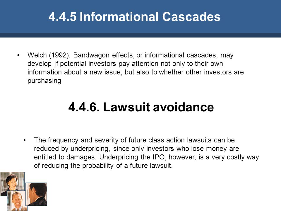 4.4.5 Informational Cascades
