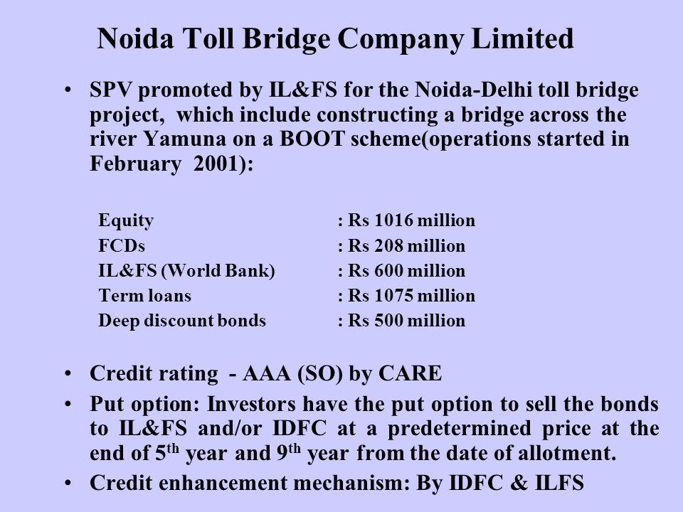 Noida Toll Bridge Company Limited