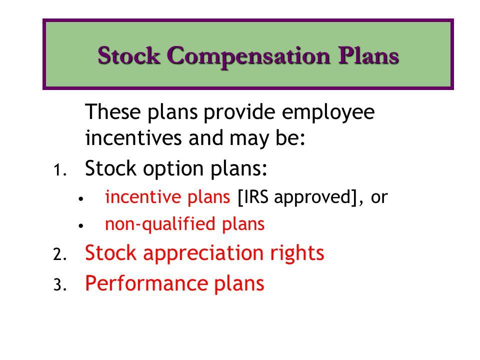 Stock Compensation Plans