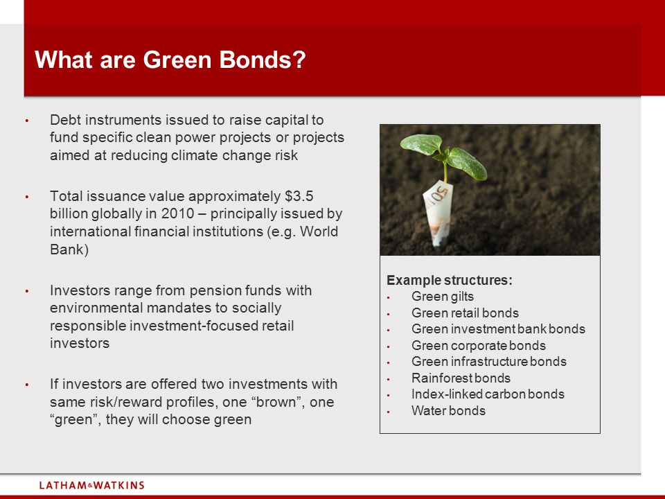 What are Green Bonds