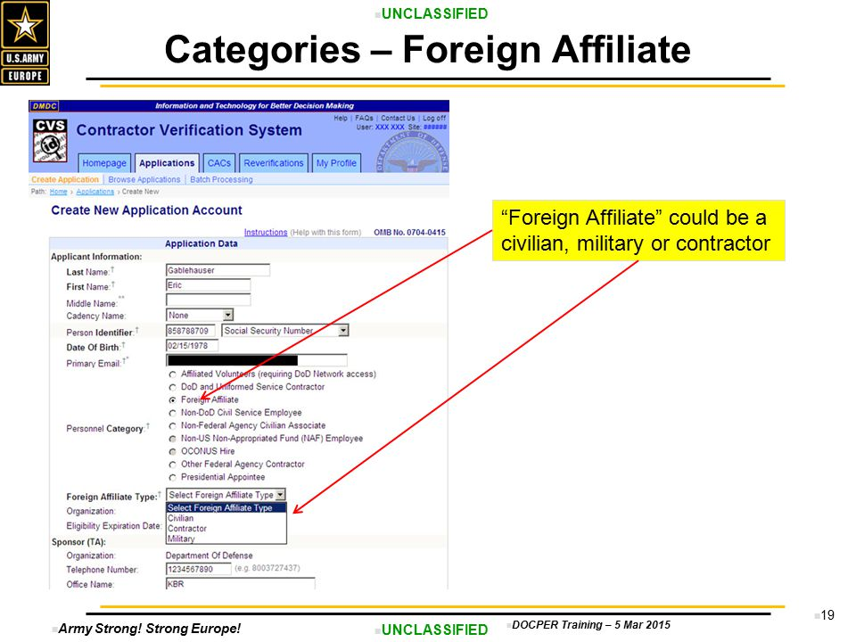 Categories – Foreign Affiliate