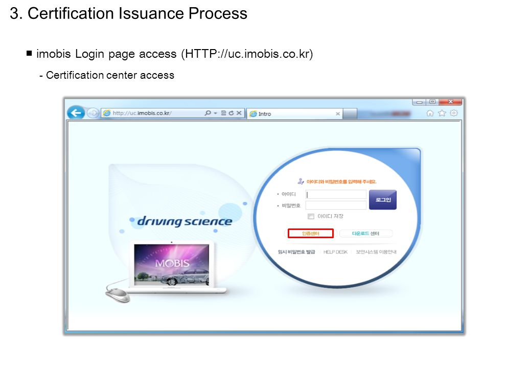 3. Certification Issuance Process