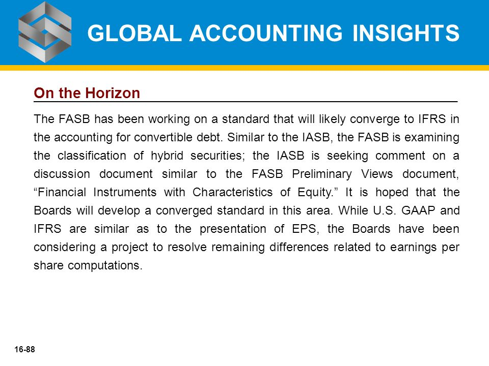 GLOBAL ACCOUNTING INSIGHTS