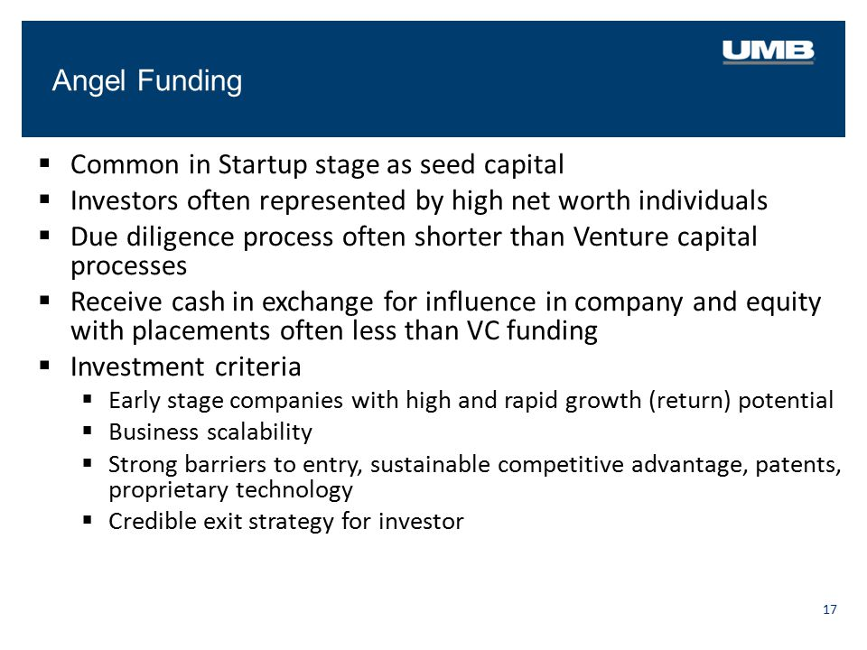 startup seed stage investment by venture capital Early stage european venture capital we invest as little as $250,000 to seed a company we believe venture capital is best suited for startups that have the.