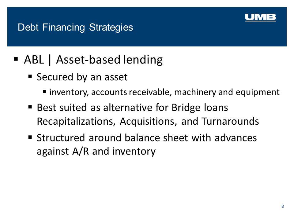 ABL | Asset-based lending