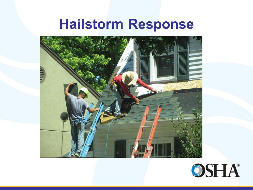 Hailstorm Response