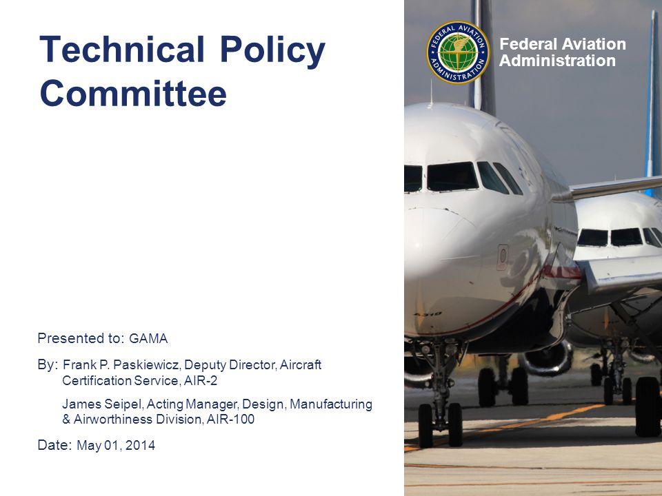 Technical Policy Committee