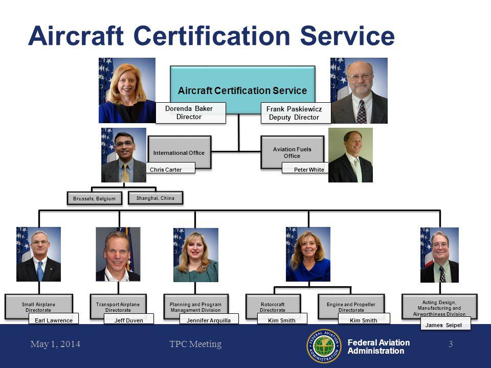 Aircraft Certification Service