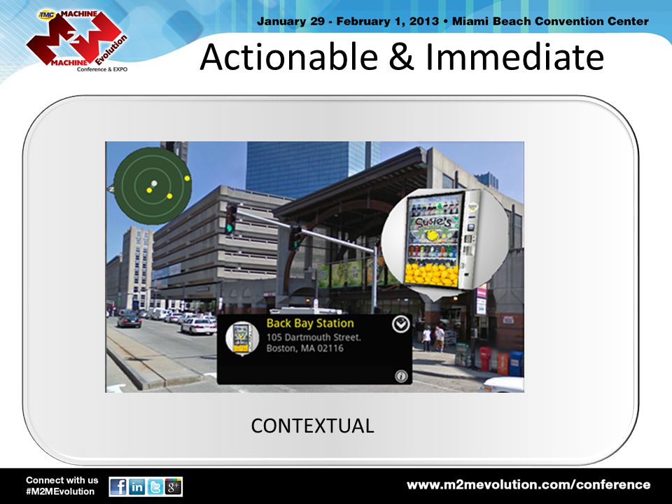 Actionable & Immediate