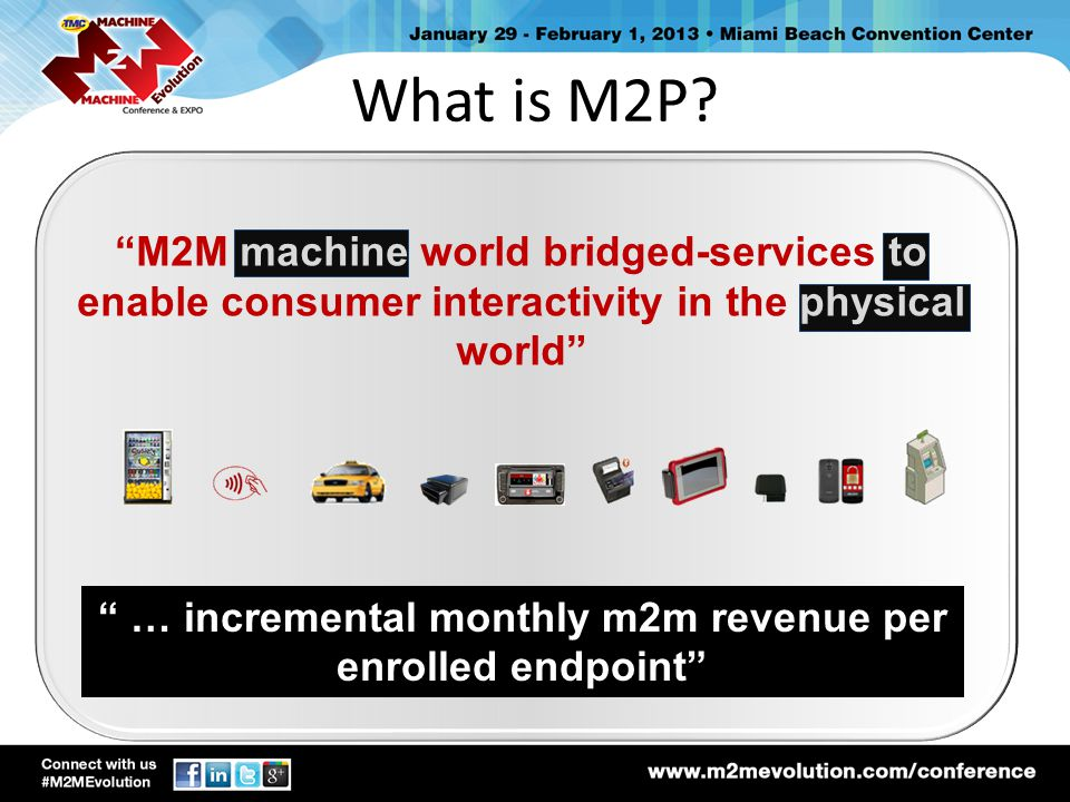 … incremental monthly m2m revenue per enrolled endpoint