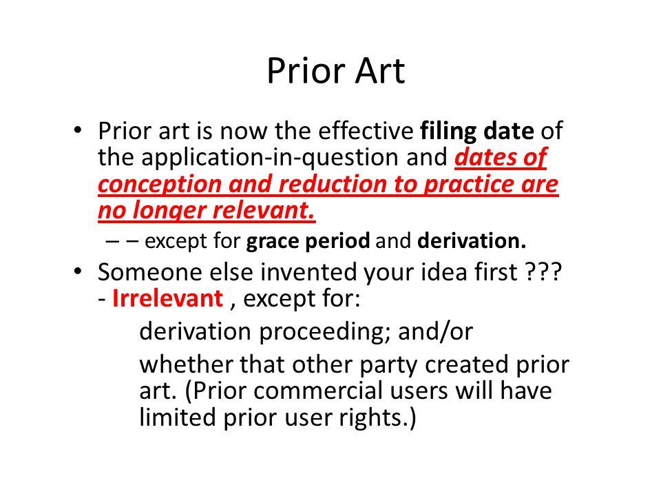Prior Art