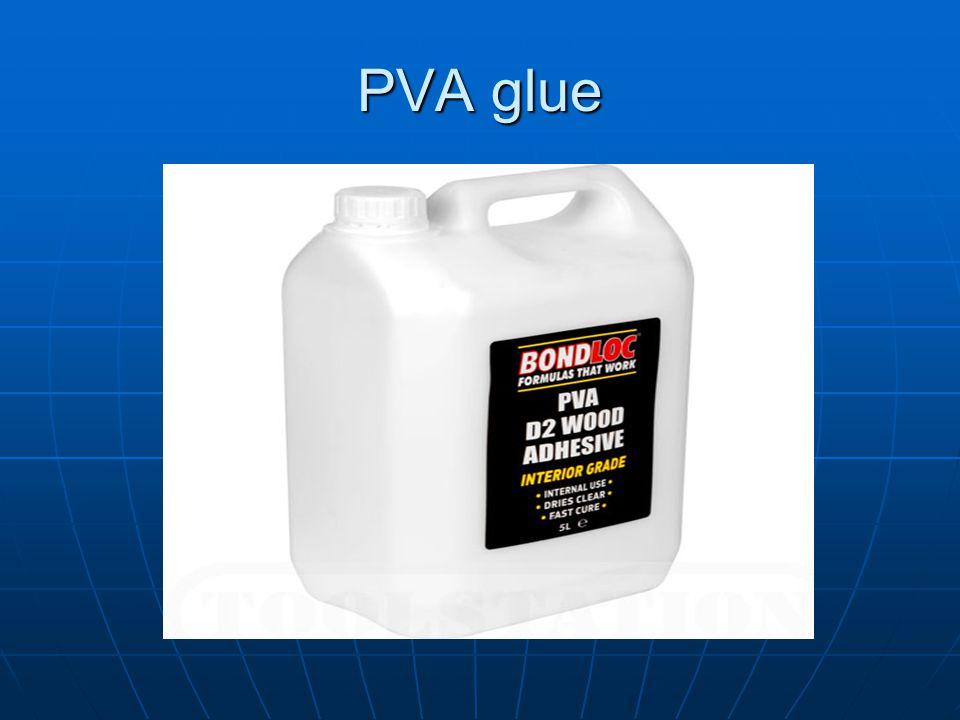 PVA glue