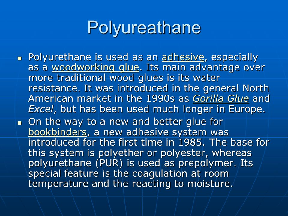 Polyureathane