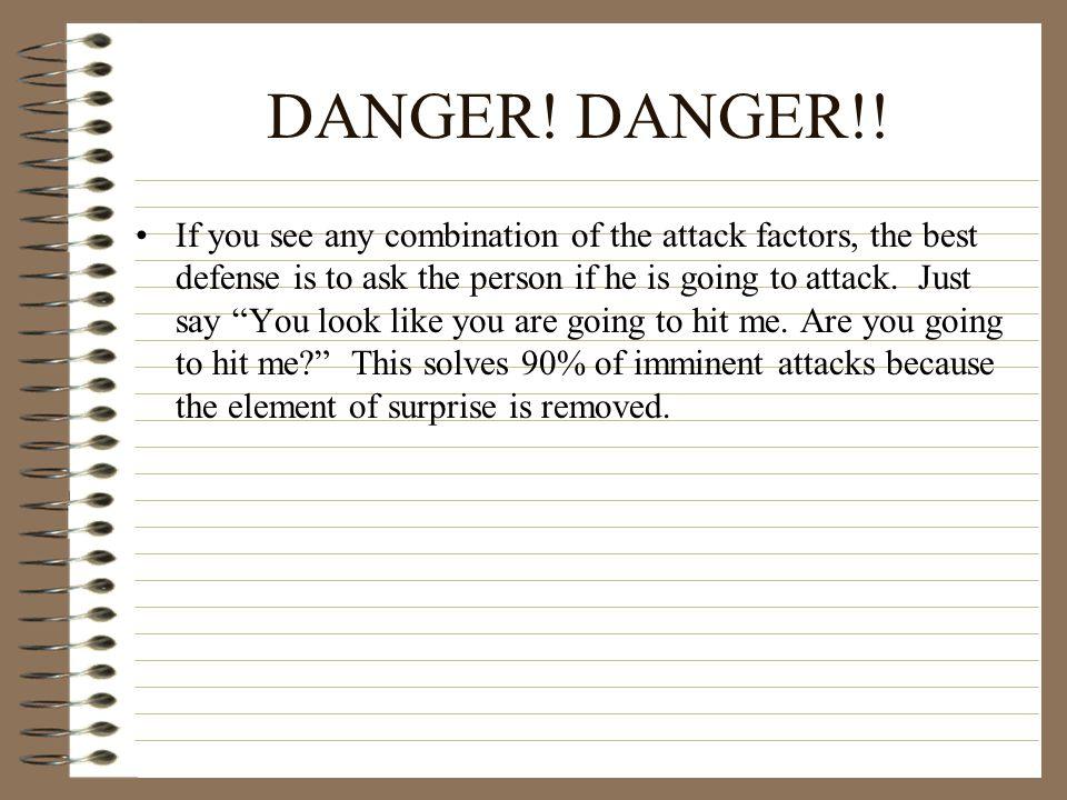DANGER! DANGER!!