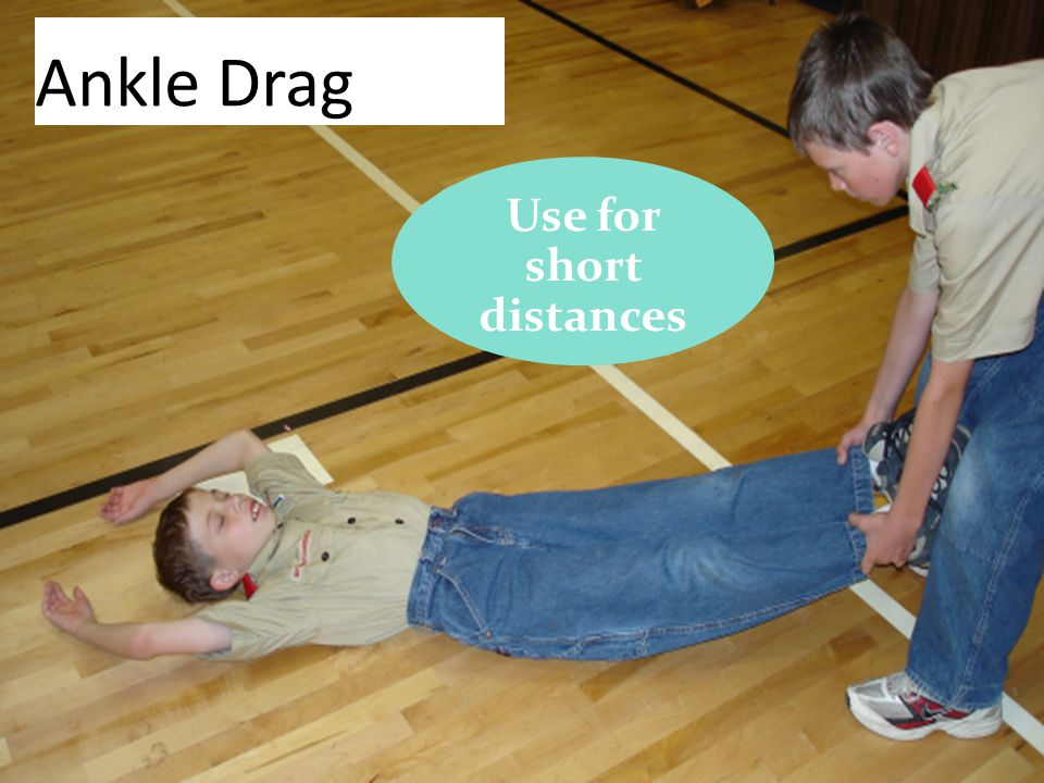Use for short distances