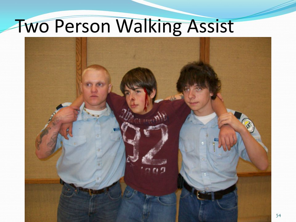 Two Person Walking Assist